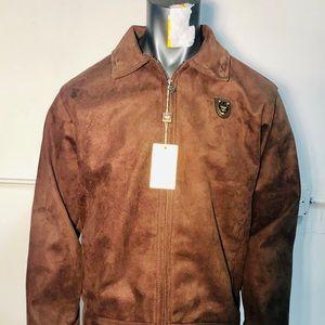 EA Collection Italy NWT Men's zip up Jacket XXL